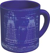 Doctor Who - Genesis of the Daleks - 11 oz.