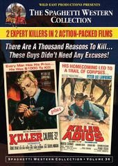 Killer Caliber 32 / Killer Adios (Widescreen)