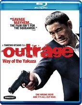 Outrage: Way of the Yakuza (Blu-ray)