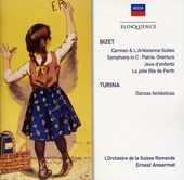Bizet: Symphony in C, Jeux d'Enfants, suites from