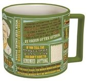 Mark Twain - 16 oz. Literary Mug