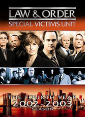 Law & Order: Special Victims Unit - Year 4 (5-DVD)