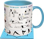 How To: Yoga 12 oz. Mug