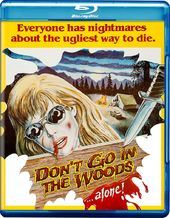 Don't Go in the Woods (Blu-ray + DVD)