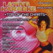 Latino Karaoke - Hot Reggaeton Hits, Volume 1