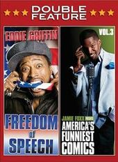 Freedom of Speech / Jamie Foxx, Volume 3