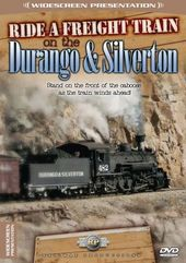 Trains - Ride a Freight Train on the Durango &