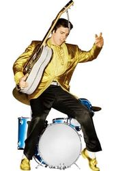 Elvis Presley - With Guitar & Drums - Life-Size