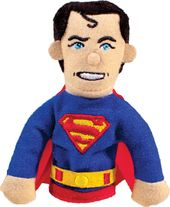 DC Comics - Superman - Magnetic Finger Meat Puppet