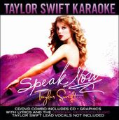 Speak Now: Taylor Swift Karaoke [CD / DVD] (2-CD)