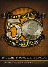 Celebrating 50 Years of Del McCoury (5-CD Box Set)