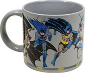DC Comics - Batman - Through The Years 14 oz. Mug