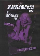 The Irving Klaw Classics, Volume 2: The Wrestling