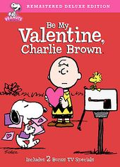 Peanuts - Be My Valentine, Charlie Brown (Deluxe
