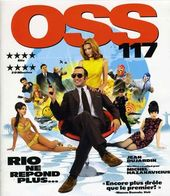 OSS 117: Lost in Rio [Import] (Blu-ray)