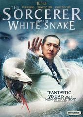 The Sorcerer and the White Snake (Widescreen)