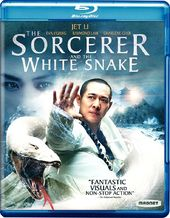 The Sorcerer and the White Snake (Blu-ray)