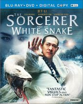 The Sorcerer and the White Snake (Blu-ray + DVD)