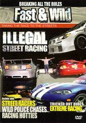 Fast & Wild: Illegal Street Racing