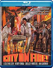 City on Fire (Blu-ray)