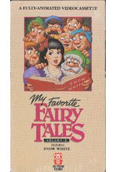 My Favorite Fairy Tales Volume 5 featuring Snow