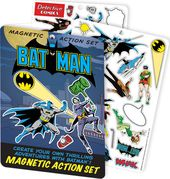 Batman - Magnetic Action Set