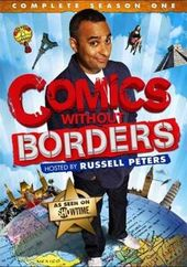 Comics Without Borders - Complete Season 1 (2-DVD)