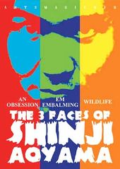 The 3 Faces Of Shinji Aoyama (3-DVD)