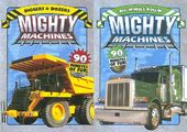 Mighty Machines: Diggers & Dozers / Big Wheels