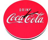 Coca-Cola - 3D Foam Wall Clock
