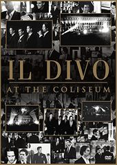 Il Divo - At The Coliseum (Digipak)