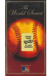 1968 World Series: Detroit Tigers Vs. St. Louis