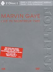 Marvin Gaye - Live in Montreux 1980 (DVD+CD)
