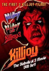 Killjoy: First 3 Classic Films (3-DVD)