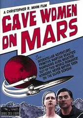 Retro Underground Cinema - Cave Women on Mars