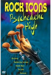 Rock Icons - Psychedelic High
