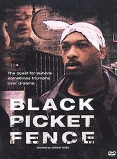 Black Picket Fence