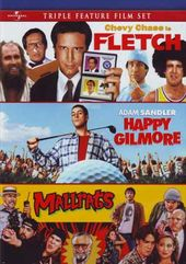 Fletch / Happy Gilmore / Mallrats (Widescreen)
