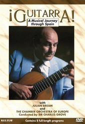Guitarra!: A Musical Journey Through Spain