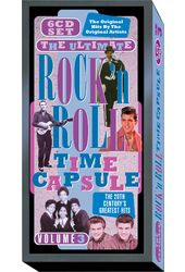 Ultimate Rock & Roll Time Capsule, Volume 3 (6-CD