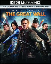 The Great Wall (4K UltraHD + Blu-ray)