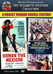 Robert Hundar Double Feature: California / Ramon