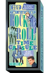 Ultimate Rock & Roll Time Capsule, Volume 4 (6-CD