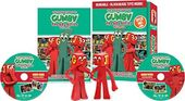 Gumby - 60s Series, Volume 2 (2-DVD + Bendable