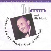 Listen to My Music, Volume 4: 1948-1950