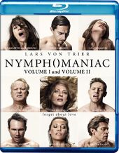 Nymphomaniac, Volume 1 & Volume 2 (Blu-ray)