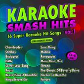 Karaoke Smash Hits, Volume 1