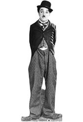 Charlie Chaplin - Circus - Life-Size Stand Up 5'