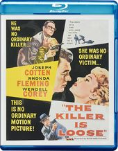 The Killer Is Loose (Blu-ray)
