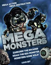 Mega Monsters: Zarkorr! The Invader / Kraa! The